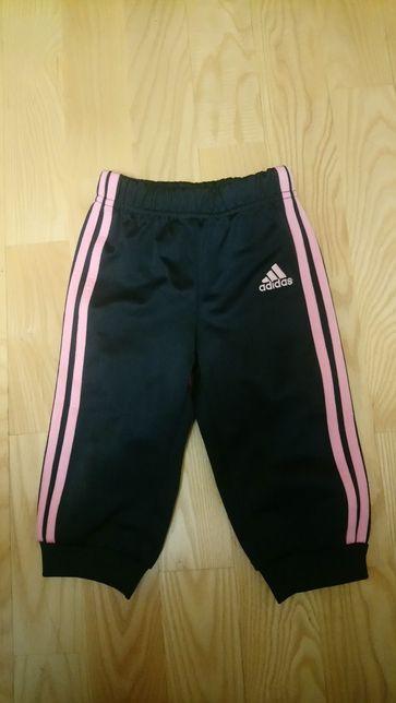 Spodnie dresowe dziewczęce Adidas 74