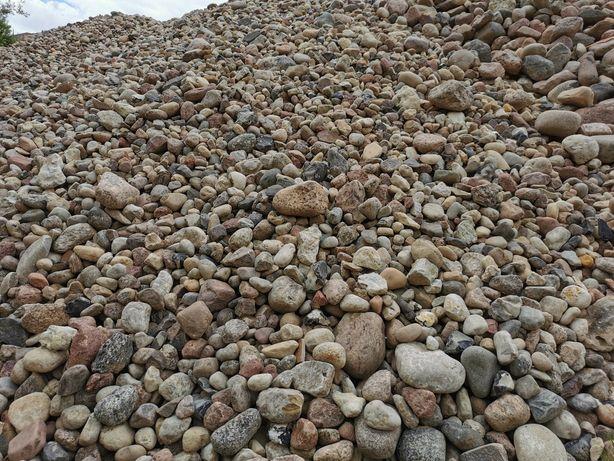 Kamień do kruszenia lub drenażu.