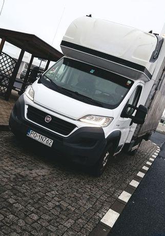 Wynajem Wypożyczalnia Bus Fiat Ducato Plandeka 10ep rent master Bydg
