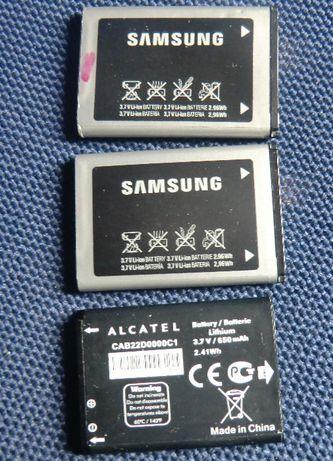 4 Baterias de Telemovel