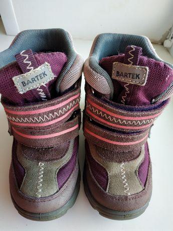 Термо ботинки Бартек  кроссовки угги