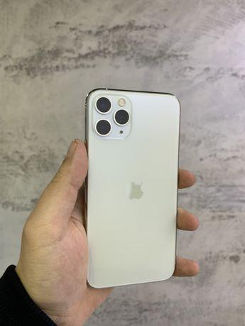 iPhone 11 Pro 64Gb Silver 100% Neverlock