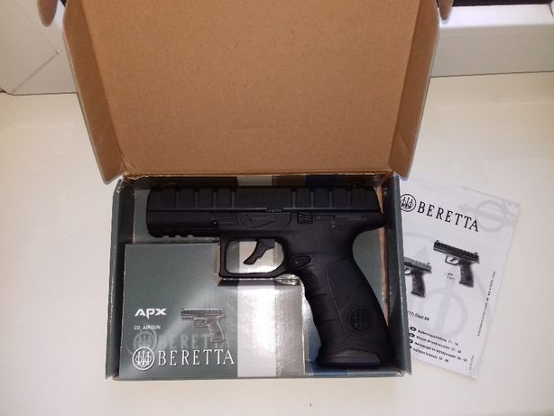 Pistolet wiatrówka Beretta APX