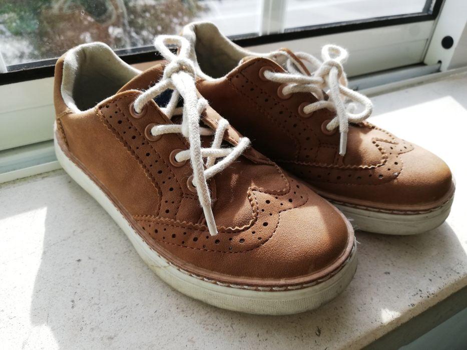 Sapatos de menino tam 30/31 Poiares (Santo André) - imagem 1