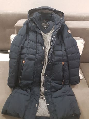 Зимнее теплое пальто northland
