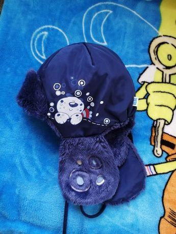 Продам зимнюю шапку р.48-50 Турция