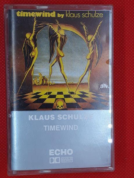 Kaseta Klaus Schulze Timewind