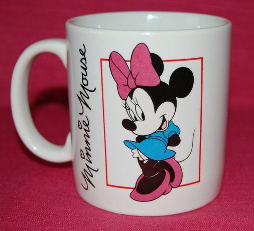 Myszka MInnie , Mickey kubek ceramiczny.