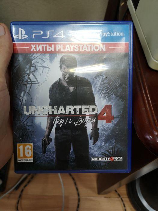 Игра Uncharted 4 Одесса - изображение 1