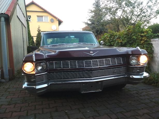 Cadillac DeVille de ville 1964 coupe 7,0 V8 , 428cu in