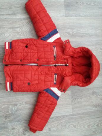 Продам курточку зимнюю на мальчика