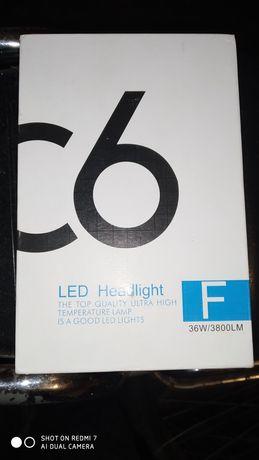 Продам Лед лампи H 4