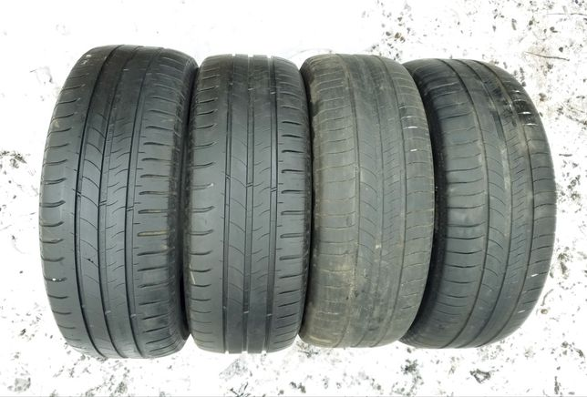 Michelin 4шт 215 60 16 Energy Saver, резина, летняя, шины, колеса, 205