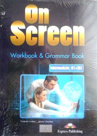 On Screen Workbook & Grammar Book B1+/B2 2020