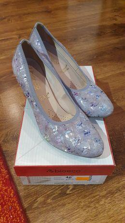 Pantofle Bioeco roz40