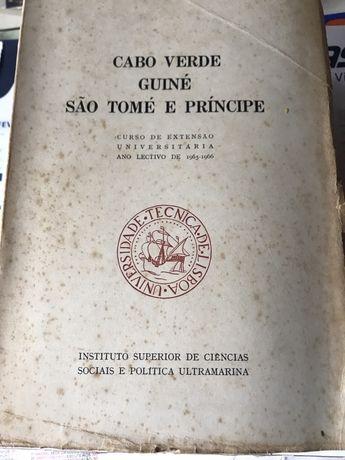 Cabo verde ,Guine, sao tome e Principe