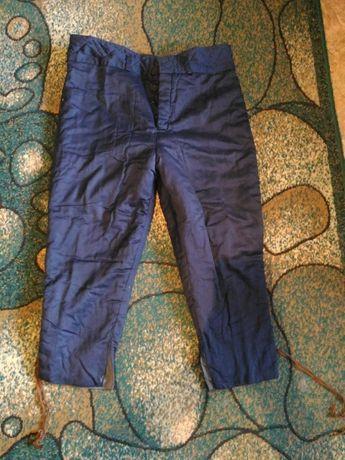 Ватные штаны, теплые, спецодежда размер54