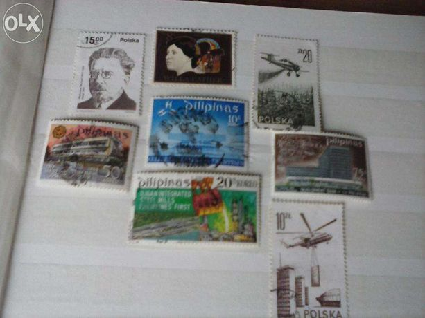 Witam sprzedam znaczki pocztowe jest ich około 300 sztuk