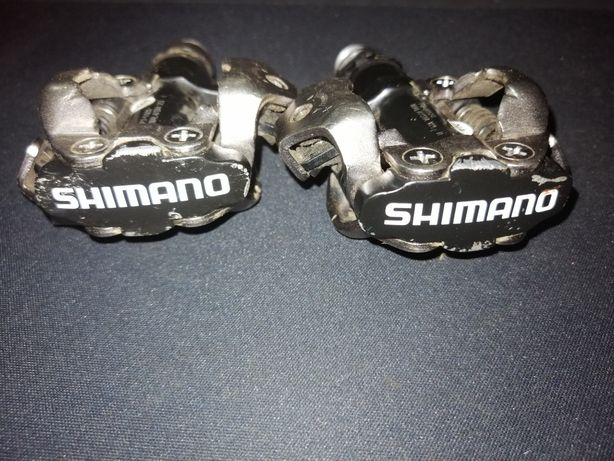 Pedały SHIMANO PD-M520