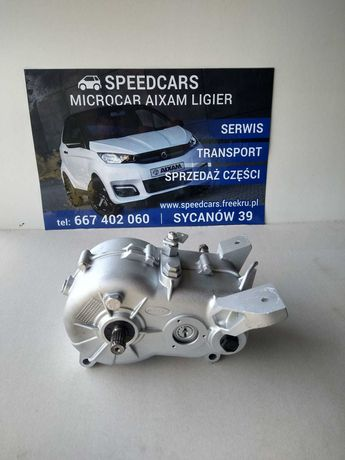 Skrzynia biegów microcar mc1 mc2 aixam Ligier comex