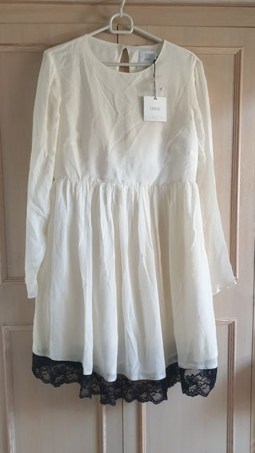 Sukienka ciążowa asos maternity 40 elegancka