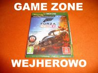 Forza Horizon 4 Xbox One + S + X = PŁYTA PL Wejherowo