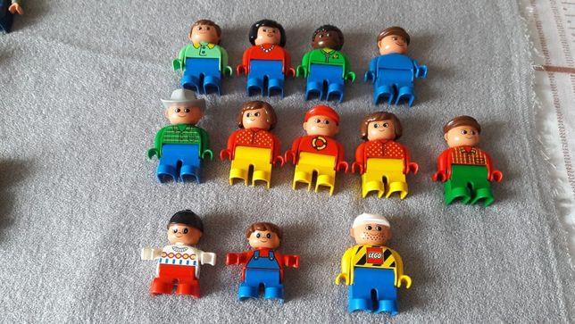 Lego duplo человечки оригинал