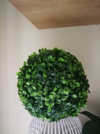 Buxus artificial decorativo
