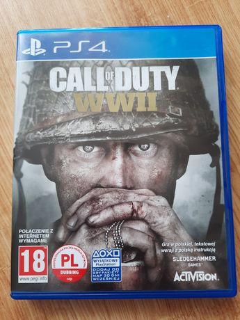 Call of duty WW2, PL