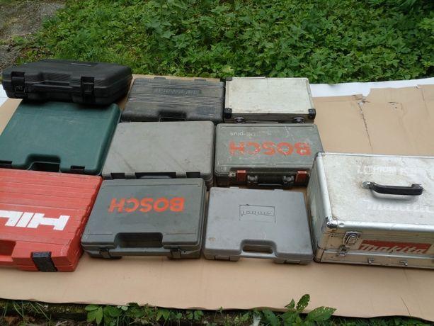 kuferki WALIZKI na elektronarzędzia
