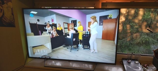 Telewzior Philips 55 cali Android TV Ambient Light nowy
