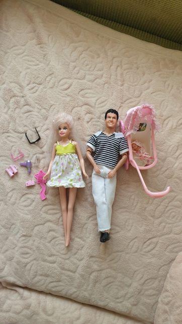 Семья Барби