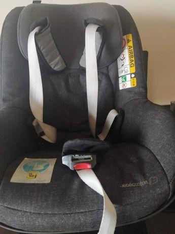 Cadeira Auto I-Size Pearl Smart Bébé Confort - Cinza Escuro