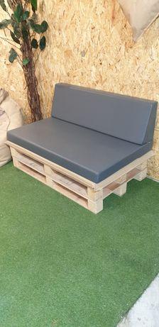 Almofadas para sofás de paletes