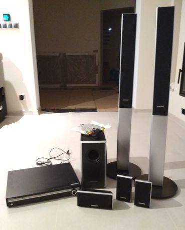 Samsung DVD Cinema System HT-THQ22