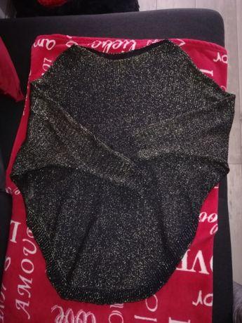 Nowy sweterek produkcji tureckiej 100% acryl S, M, L