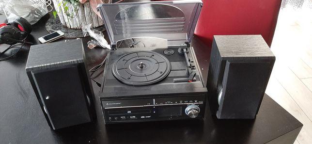 Soundmaster MCD1700, Gramofon,radiomagnetofon,cd,USB,Nowy,