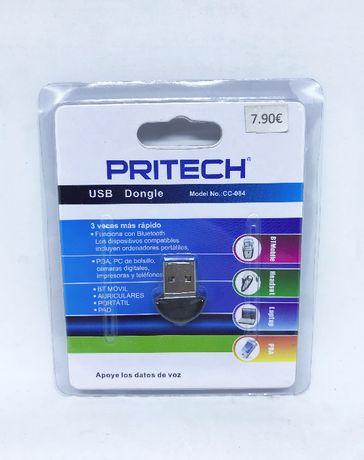 Adaptador USB Bluetooth - Novo