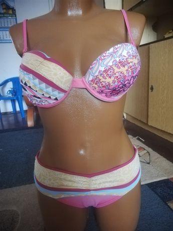 Strój kąpielowy bikini kostium kąpielowy rozmiar 38 C