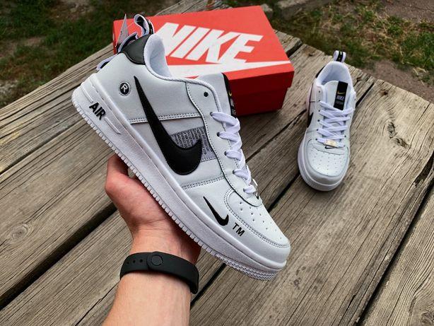 Мужские осенние кроссовки Nike Air Force 1 '82 (3 цвета) демисезон