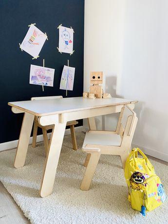 Стол детский пазовый