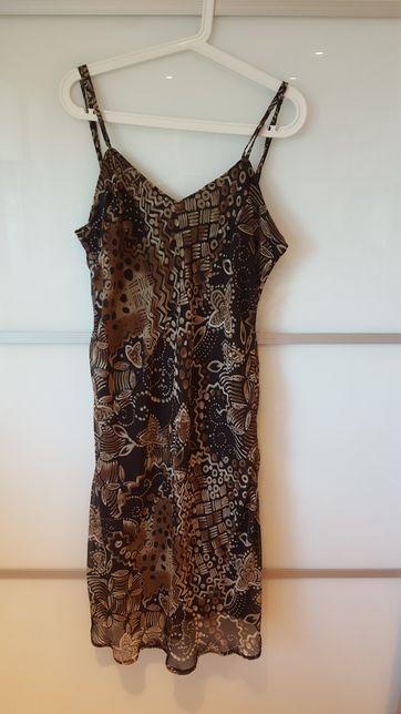 Sukienka letnia George , rozm. XL , cena 15 zł