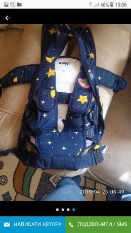 Эрго рюкзак-кенгуру Chicco GO BABY