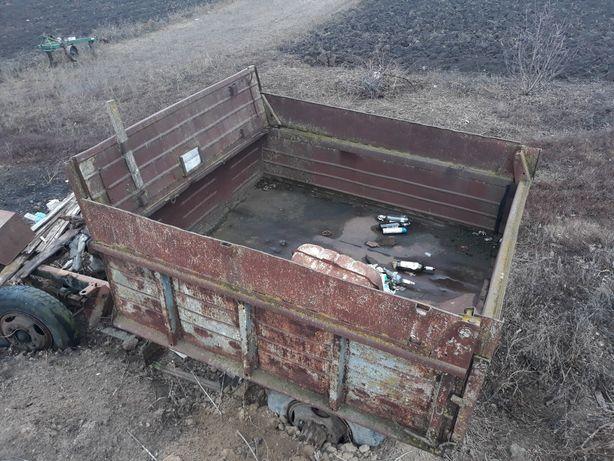 Кузов подрамнік зил 130