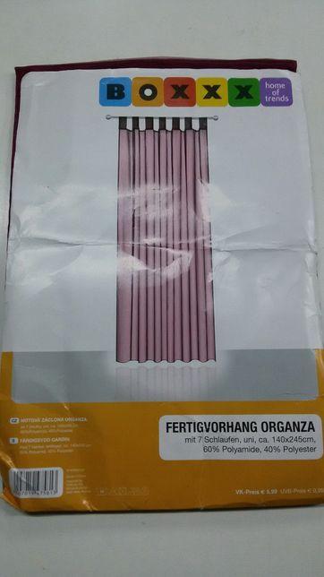 Гардина из органзы 140×245