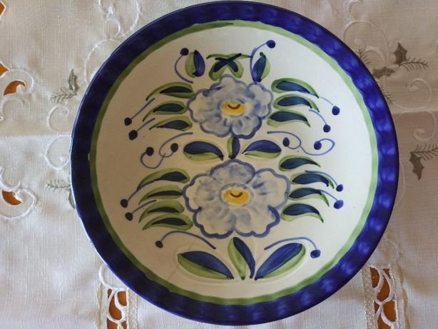 Prato Decorativo - azul