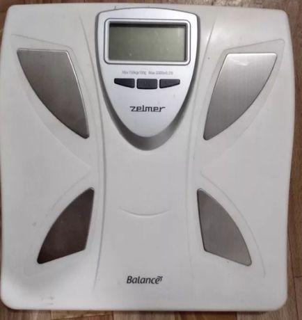 Продам электронные напольные весы Zelmer