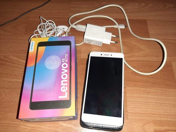 Lenovo K6 Note w świetnym stanie!