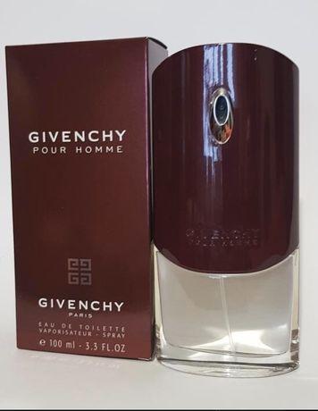 Givenchy pour homme мужская туалетная вода 100мл