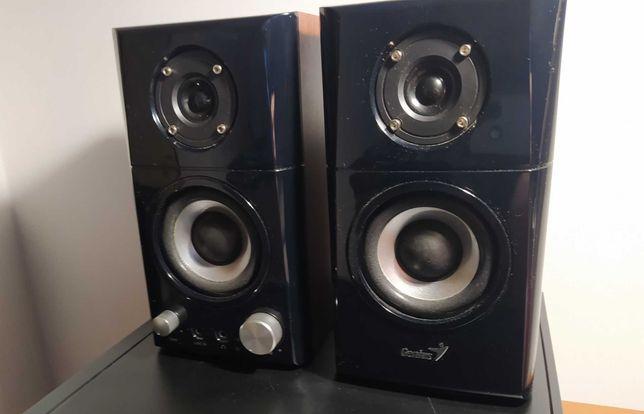 Głośniki 2.0 Genius SP-HF500A jak nowe w 100% sprawne